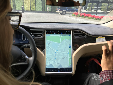 Tesla Model S Mexico 11