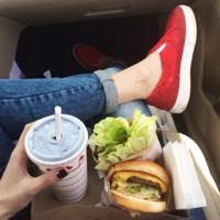 Amor por el fast food
