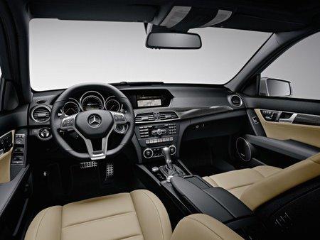 C63 AMG Interior