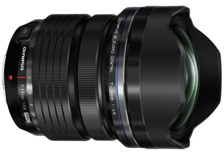Lo último de Olympus en detalle: un «ojo de pez» 8 mm f/1.8, un 7-14 mm f/2.8 y la OM-D E-M5 Mark II Limited Edition