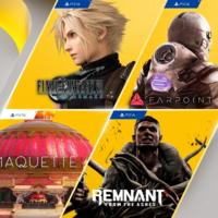 Sony regalara 'Final Fantasy VII' remake a todos los suscriptores de PS Plus: estos son los juegos de marzo