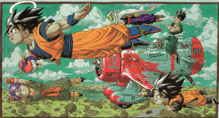 Dragonball Comic 2