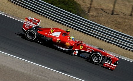Felipe Massa se ve fuera de Ferrari al final de la temporada
