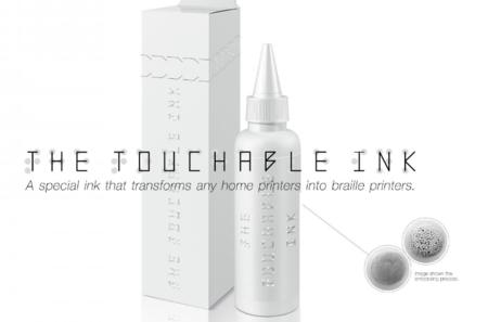 Samsung estaría desarrollando una tinta palpable para imprimir en braille