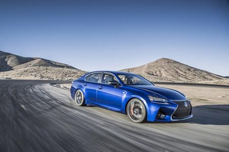 Lexus Gs F 4