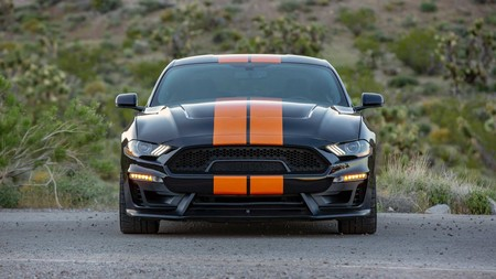 Shelby Mustang Gt S Sixt 2019 1