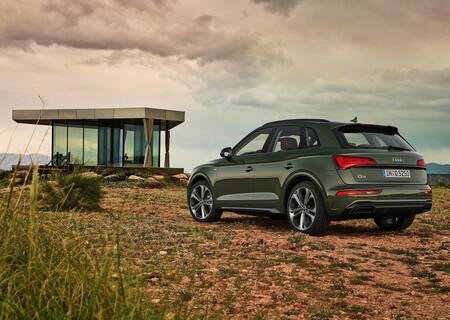 Audi Q5 2021: Precios, versiones y equipamiento en México 9