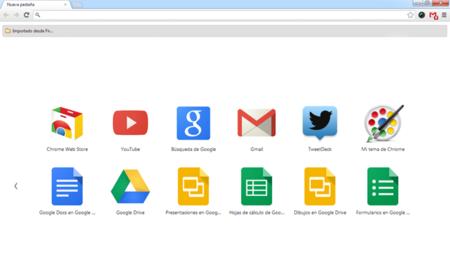Google Drive llega ahora como siete aplicaciones independientes en la Chrome Web Store