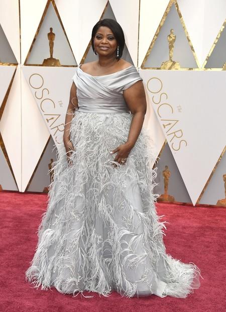 Octavia Spencer Marchesa Oscars2017