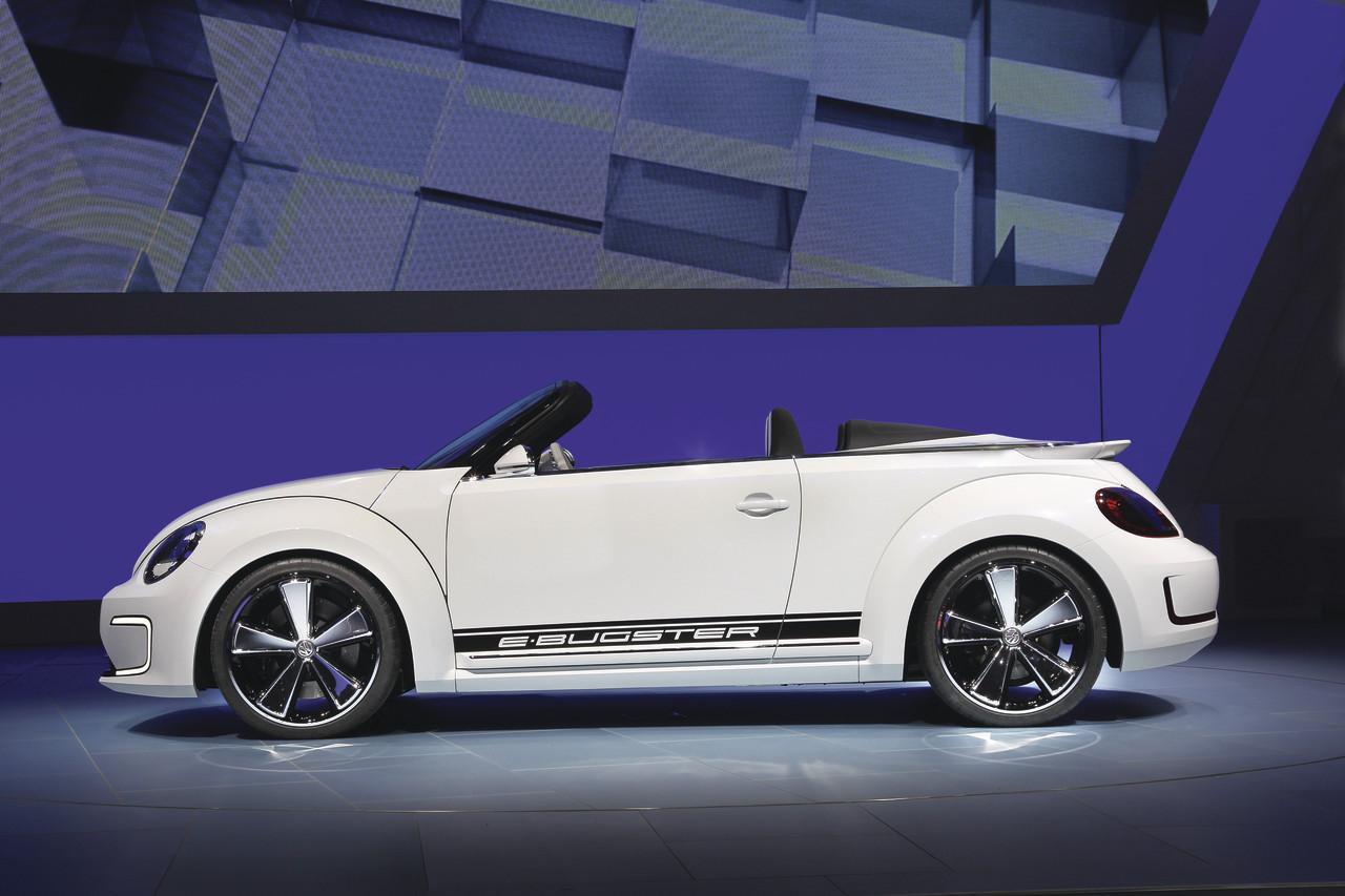 Foto de Volkswagen E-Bugster (3/13)