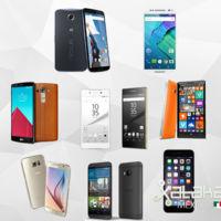 Comparativa: Sony Xperia Z5 y Z5 Premium contra la gama alta 2015