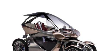Yamaha MWC-4, ¿podríamos estar frente al primer auto de la marca japonesa?