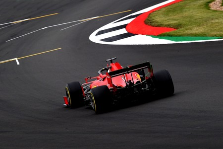 Vettel 70 Aniversario F1 2020