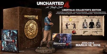Uncharted 4 ya tiene fecha de lanzamiento oficial y ediciones especiales