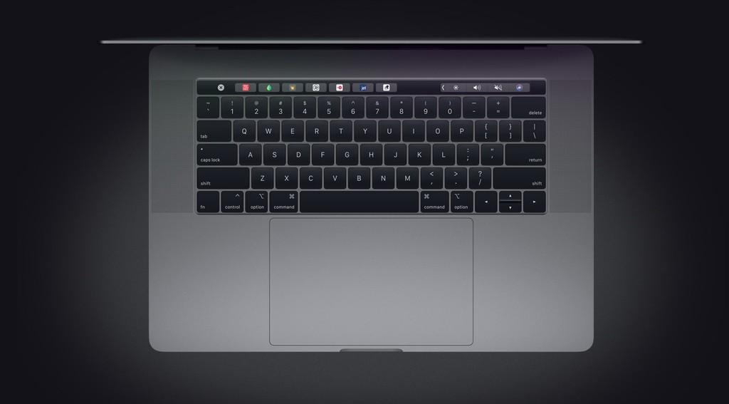 Nuevo Macbook Pro Teclado