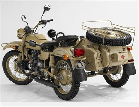 Ural Gear-up Sahara limited edition