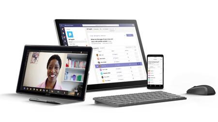 """Microsoft Teams recibirá un modo """"Sin conexión"""" para trabajar aunque no tengamos Internet y mejorar el consumo de RAM y CPU"""