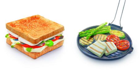 burgo de arias a la plancha y sandwich