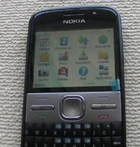 Nokia C6, un QWERTY con S60, el otro candidato a estrenar la CSeries.