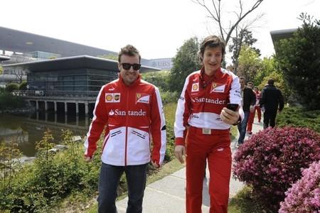 Fernando Alonso: el error de Malasia es un error mío y que espero que no vuelva a pasar
