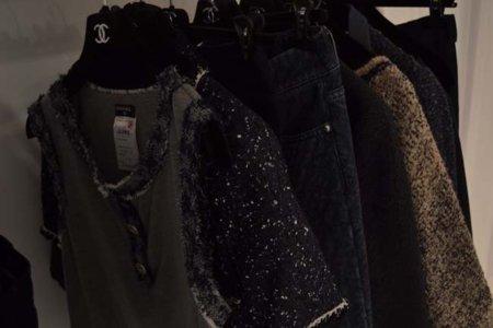Pata gallo Chanel colección Primavera-Verano 2012
