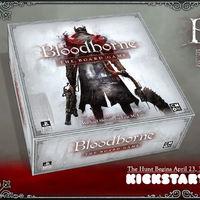 El juego de mesa de Bloodborne avisa con su primer tráiler que mañana iniciará su campaña en Kickstarter