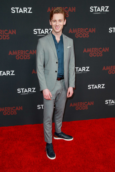 Premiere Of Starz S American Gods Season 2 Arrivals Red Carpet