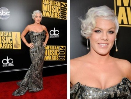 Pink American Music Awards 2008