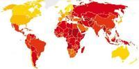 El índice de corrupción de Transparency Internacional 2010