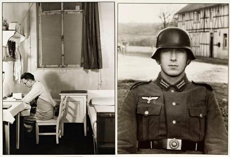 August Sander, Rostros de nuestros tiempos y Hombres del siglo XX