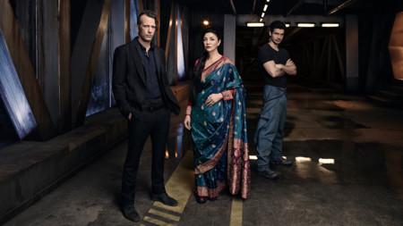 'The Expanse' tendrá segunda temporada en Syfy
