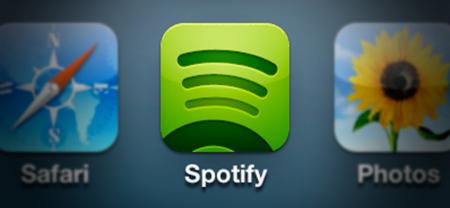 Spotify podría ofrecer su servicio a través de la opción gratuita en iOS