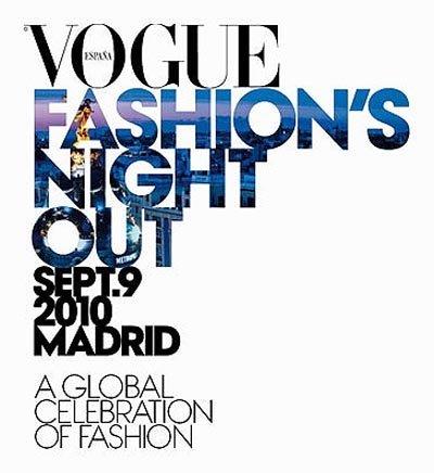 Presentada la Fashion´s Night Out 2010: 9 de septiembre