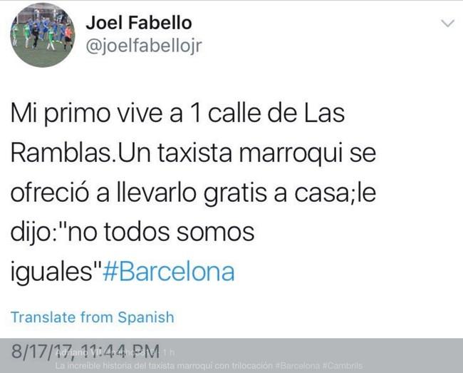 Window Y Taxista Marroqui Busqueda De Twitter 2