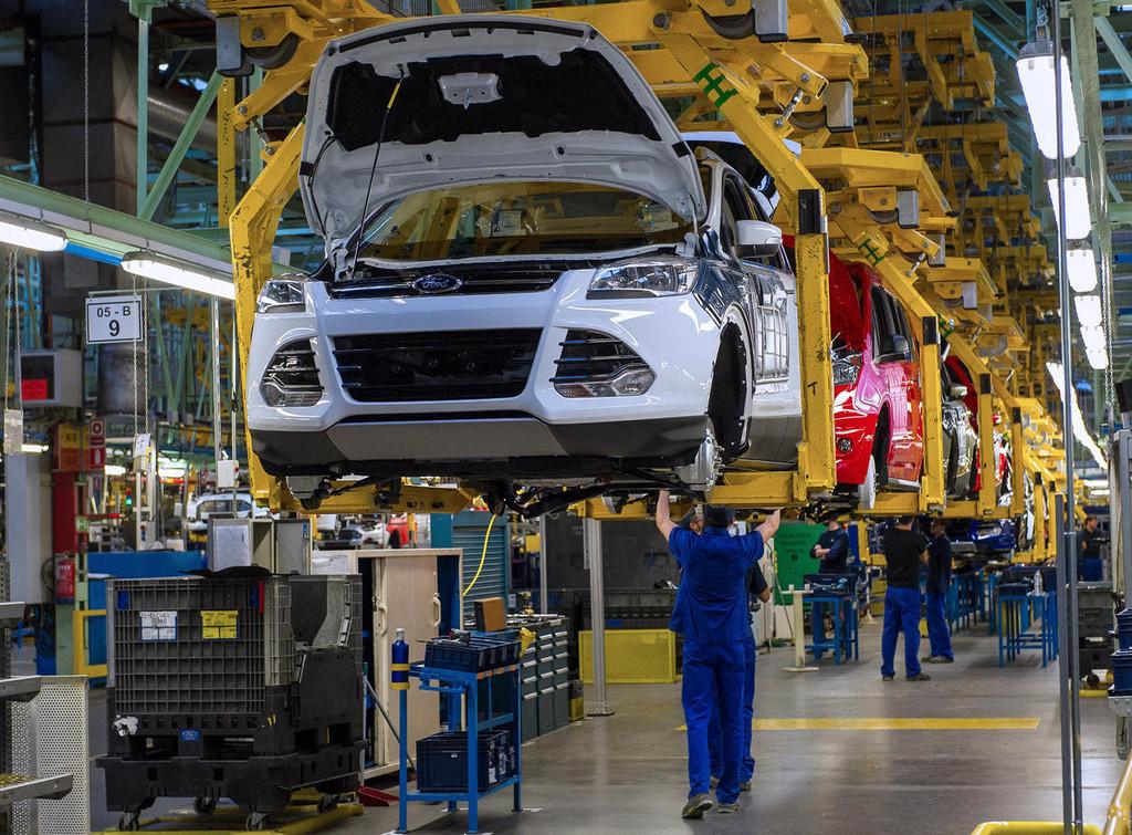 Ford quiere prescindir de 5.000 empleados en Alemania y otros tantos en Reino Unido para ser rentable en Europa