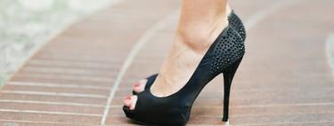 Abusar de los tacones te puede pasar factura: así afectan a tu salud física