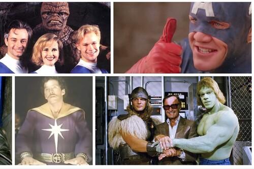 ¿Qué pasaría si... Marvel fuera cutre? Recordamos las adaptaciones de cómic más sonrojantes de la compañía