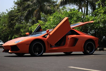 Este Lamborghini Aventador en realidad es un Honda Accord en un cuerpo prestado
