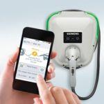 Siemens presenta VersiCharge: lo último en recarga inteligente de coches eléctricos
