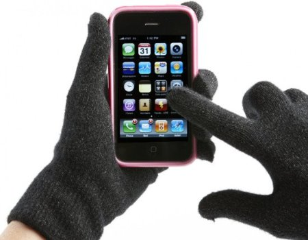 AGloves, lleva guantes y usa tu iPhone sin problema