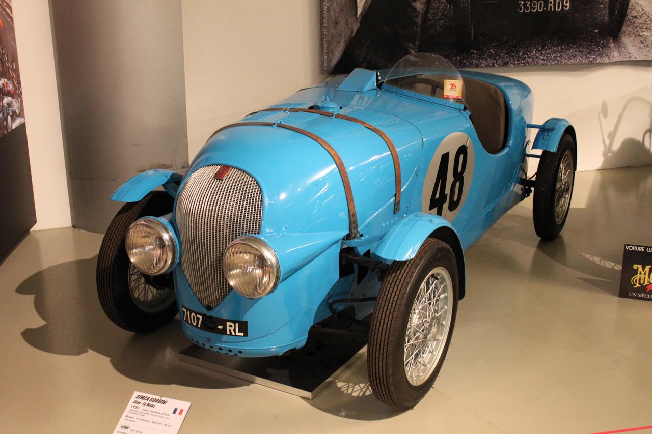 Museo 24 horas de Le Mans
