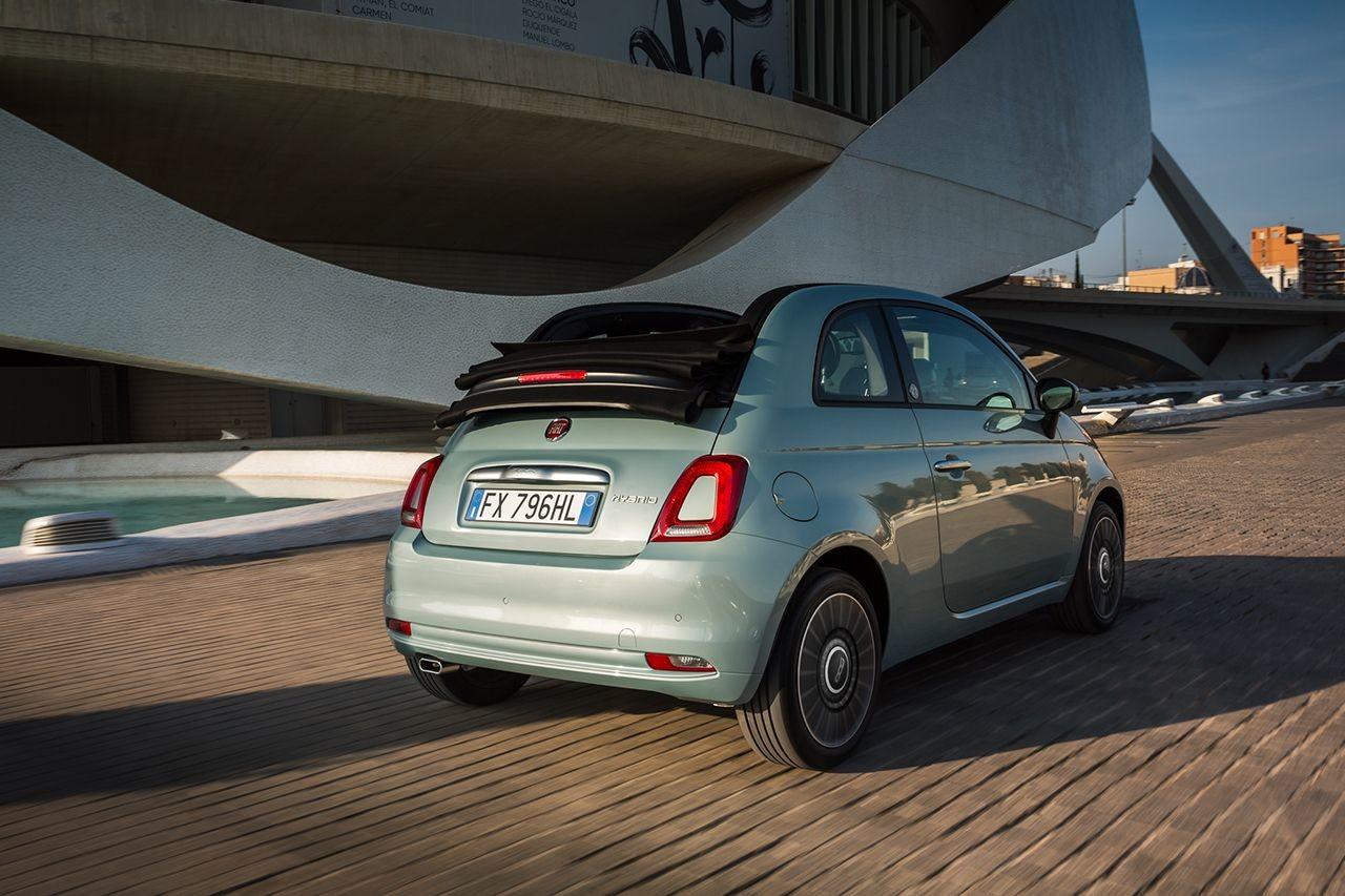 Foto de Fiat 500 y Panda Hybrid Launch Edition (13/19)