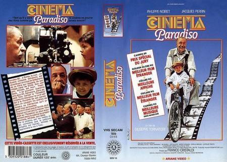 Cinema Paradiso se reestrena en salas de cine para que el público joven la pueda conocer y disfrutar
