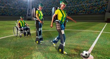 La patada inaugural de Brasil 2014 se dará con un traje robótico especial