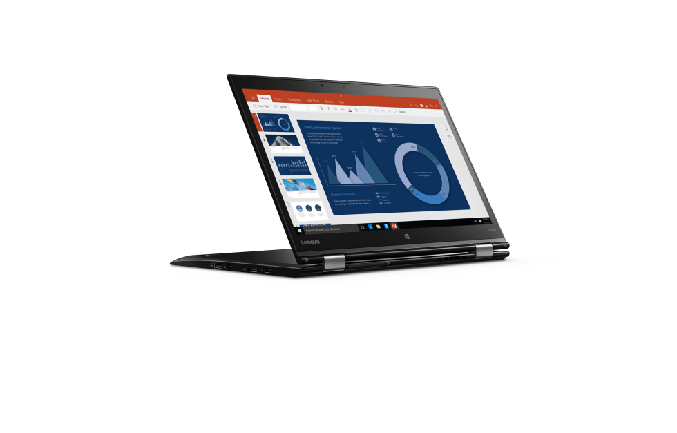 Foto de Lenovo ThinkPad X1 Yoga (8/10)