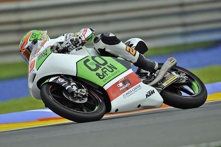 Niccolo Antonelli Moto3 Valencia