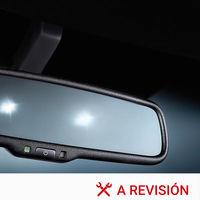 Cómo funciona el sistema antideslumbramiento del retrovisor de tu coche