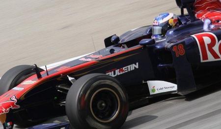 Daniel Ricciardo podría sustituir a Narain Karthikeyan a partir del Gran Premio de Gran Bretaña [confirmado]