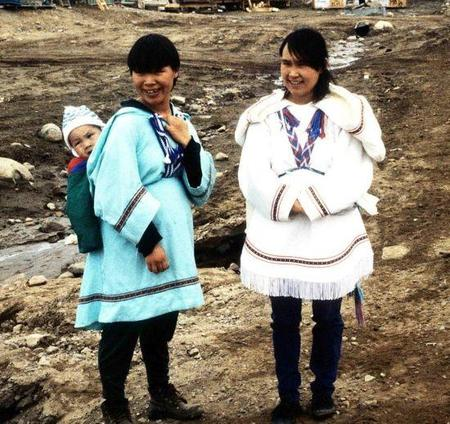 El GPS que los inuit tienen instalado en su cabeza y les permite guiarse (hasta la llegada del GPS)