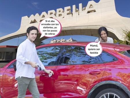 Froilán y Victoria Federica, multados por aparcar en un paso de peatones y una parada de taxi ¡con solo 20 minutos de diferencia!